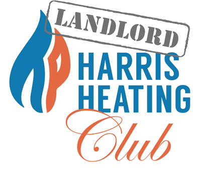 Harris Heating Club for Landlords logo