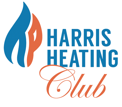 Harris Heating Club logo