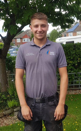 George - Plumbing & Heating Apprentice