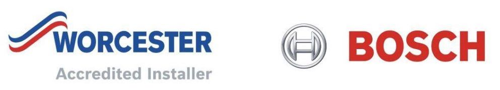 Worcester and Bosch logos